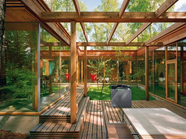 Outdoor Design Inspiration : Modern Decks