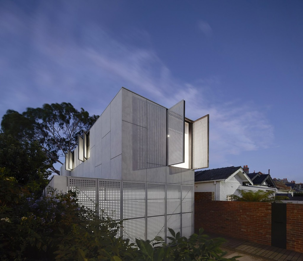 Celebrating Residential Architecture - House of the Day - #AlphabetofHouses