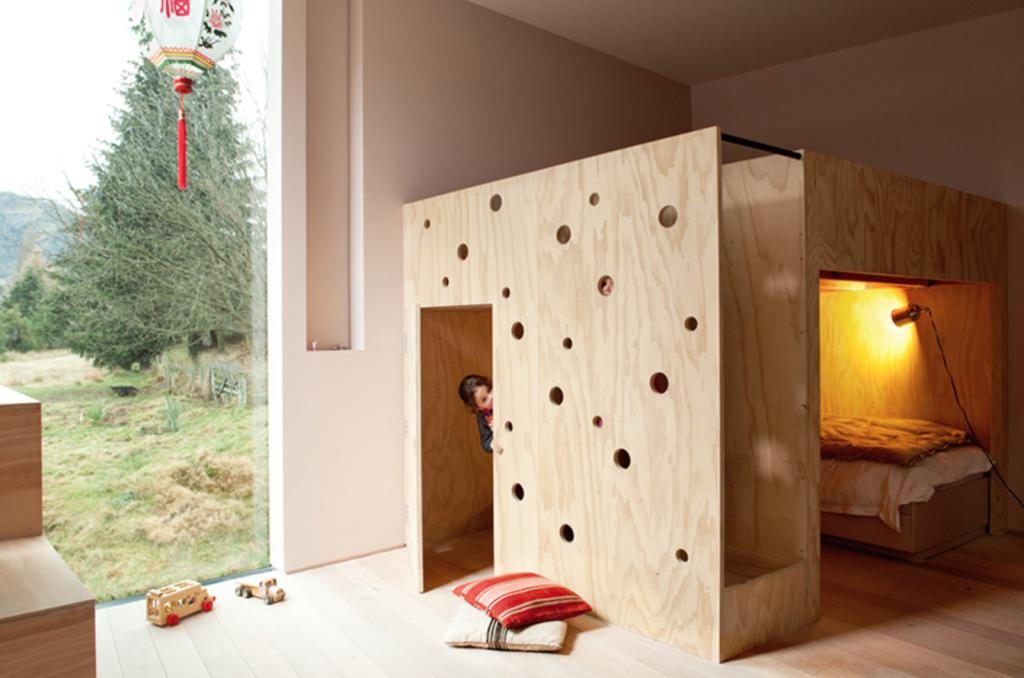 Kids Playroom Ideas: Modern Architecture