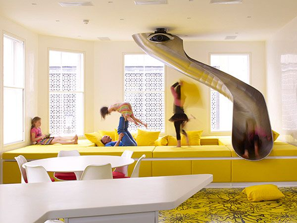 Modern Residential Architecture: Playroom Design Ideas - Studio MM ...