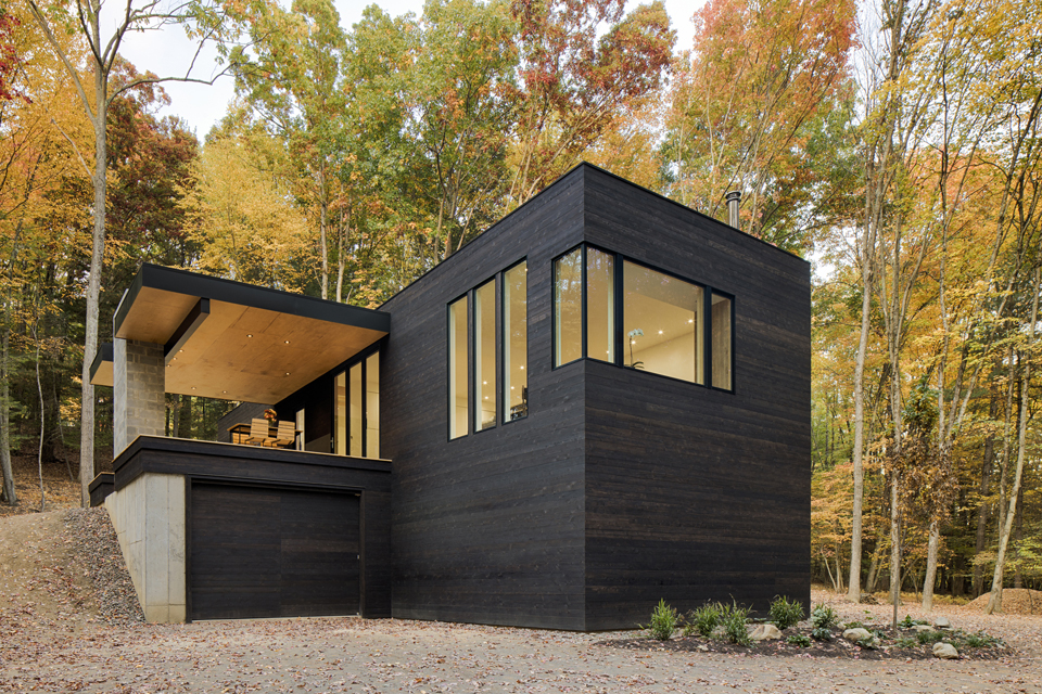 Modern Home, Hudson Valley, Studio MM Architect