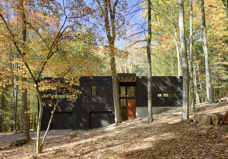 TinkerBox - Modern Home in NY's Hudson Valley - Studio MM Architect