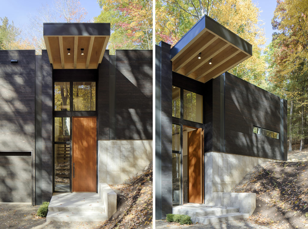 Modern Entryway - TinkerBox - Studio MM Architect