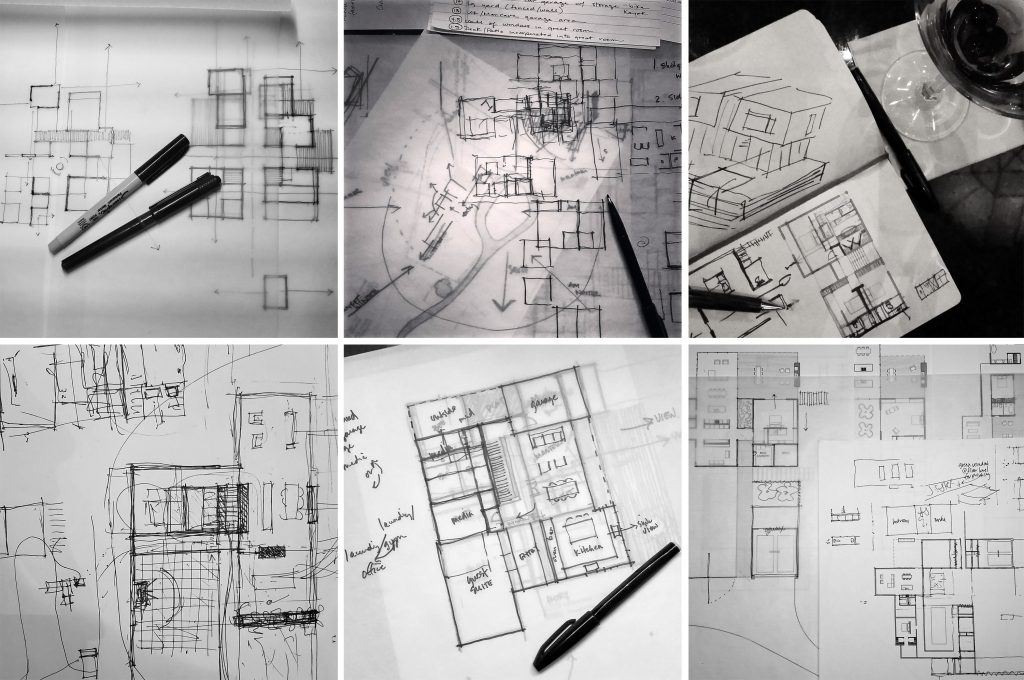 From The Architect's Notebook: Working with an Architect - The Importance of Sketching