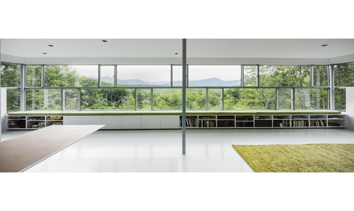 Modern Design Inspiration: Tower House - Studio MM Architect