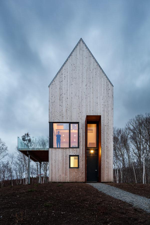 Modern Design Inspiration Tower House Studio Mm Architect