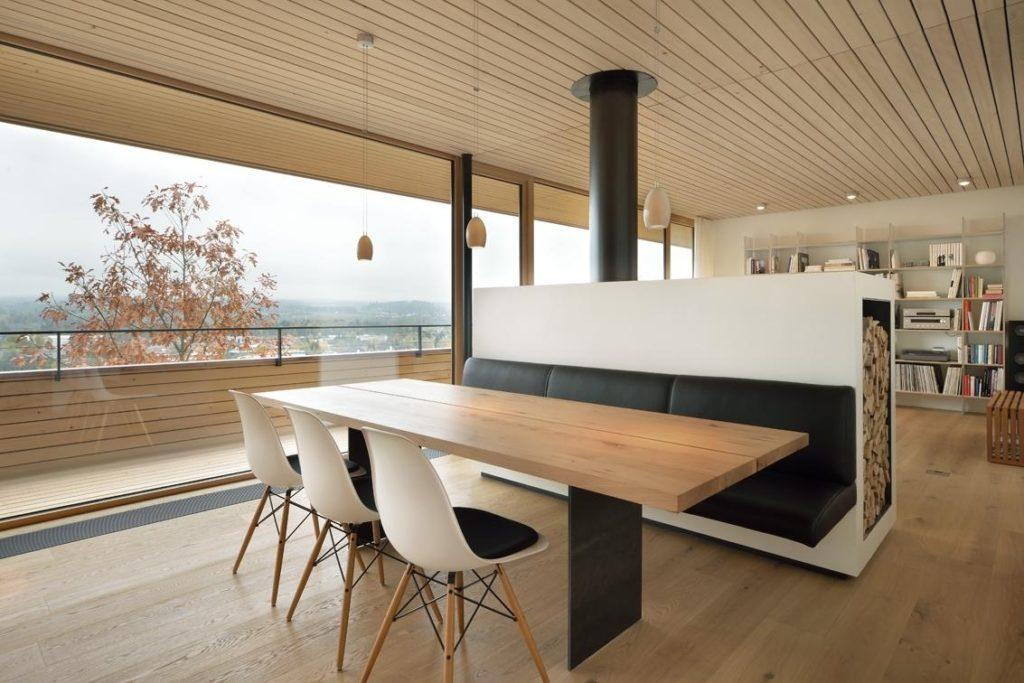 Modern Fireplace - Design Inspiration