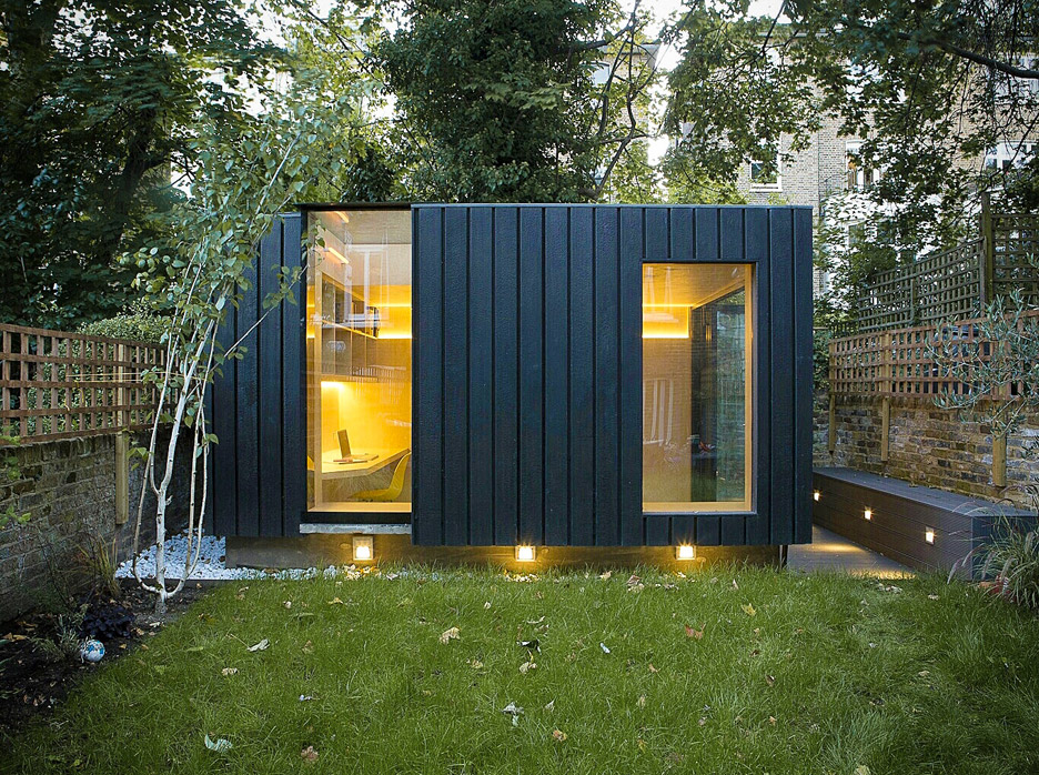 Garden Pavilion + Yoga Studio