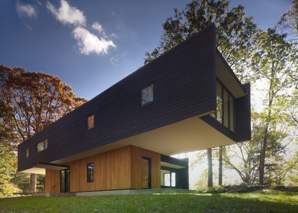 Modern Residential Architecture - Cantilevers
