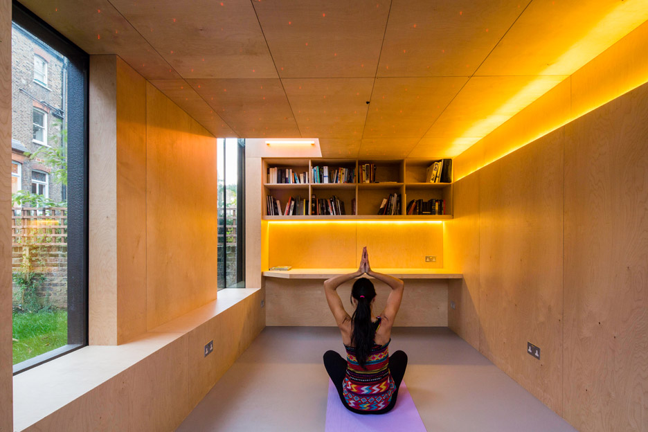 Modern Design: Yoga Studio