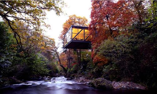 Cantilevered Homes - Modern Design Inspiration