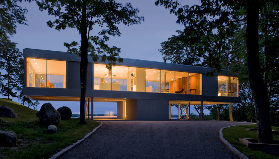 Residential Design Inspiration: Cantilever Houses - Studio Mm