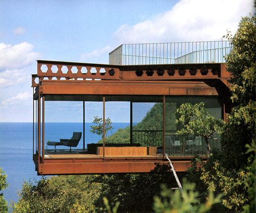Cantilevered Homes - Residential Design Inspiration