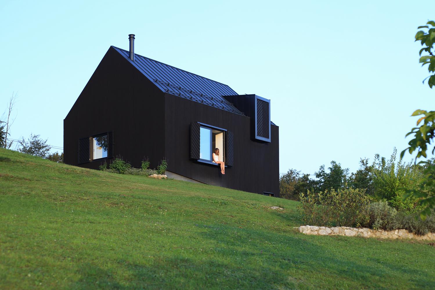 Residential Design Inspiration: Modern Dormers - Studio MM Architect