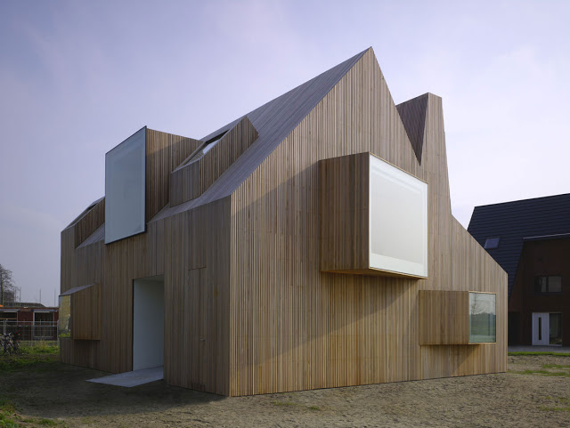 Residential Design Inspiration: Modern Dormers