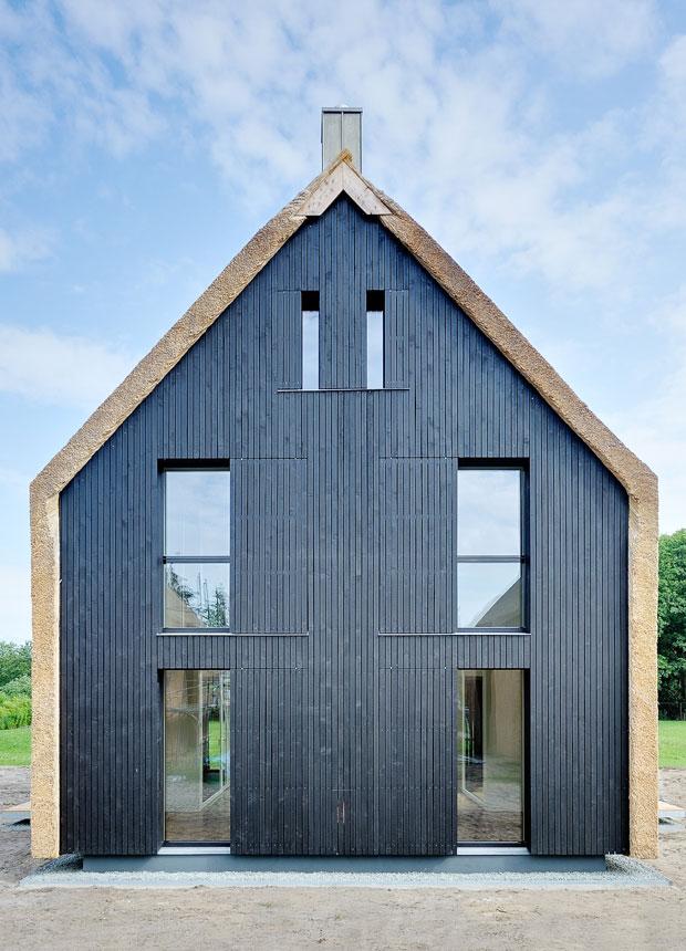 Residential design inspiration modern barns studio mm architect - Mohring architekten ...