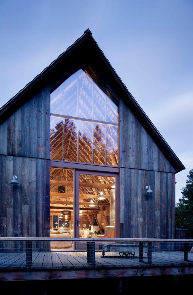 Modern Residential Design Inspiration - Modern Barns