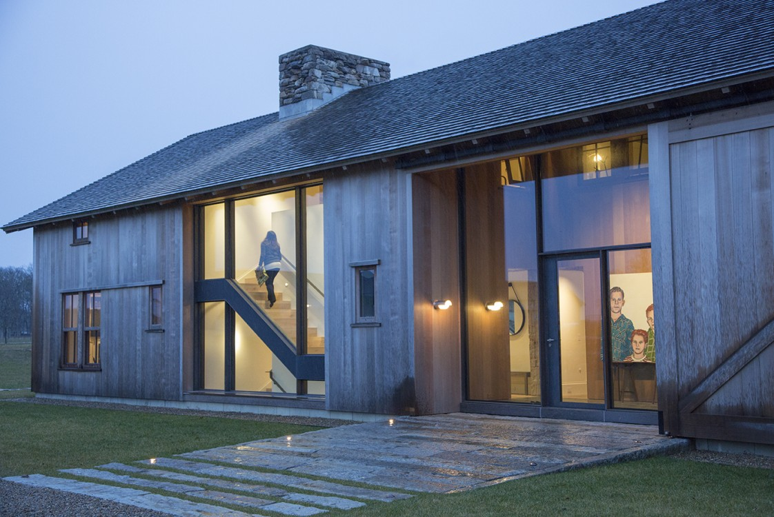 Residential Design Inspiration: Modern Barns - Studio MM Architect