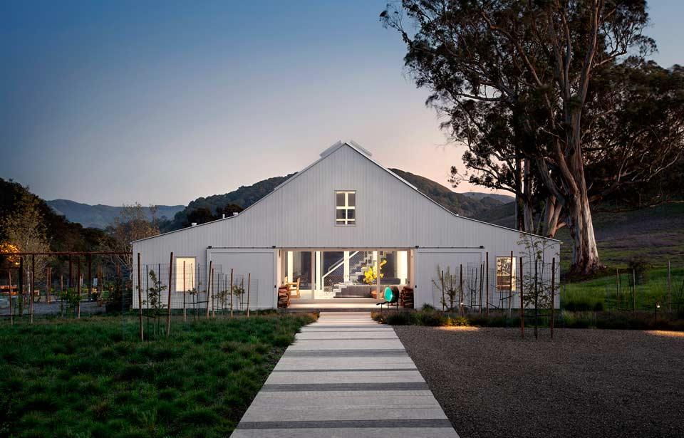Modern Residential Barns