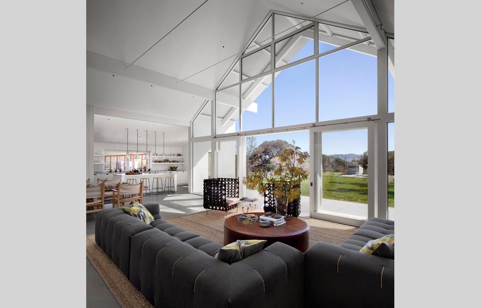 Residential Design Inspiration: Modern Barns