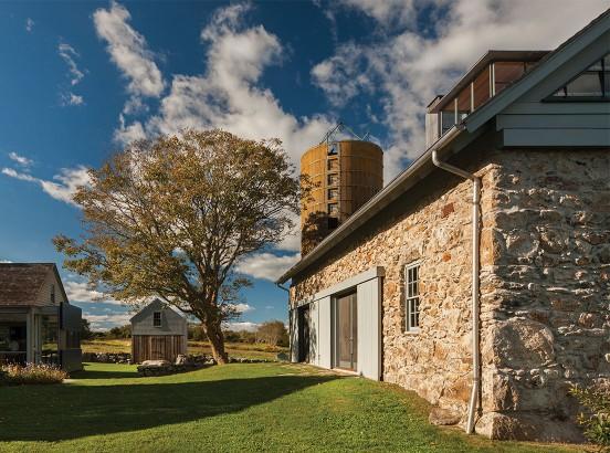 Residential Modern Barns