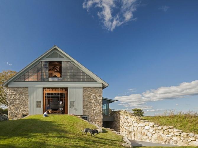 Modern Barns - Contemporary Homes Inspiration