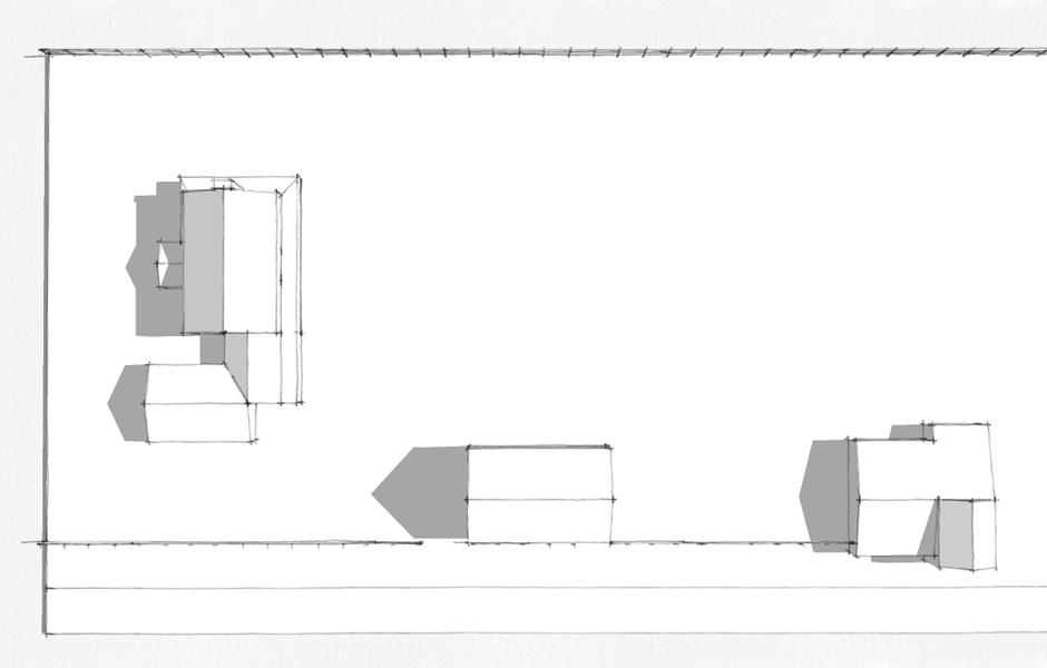 Modern Farmhouse - plan - Studio MM Architect