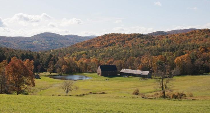 Modern Barn Home - Hudson Valley - Architect: Rick Joy