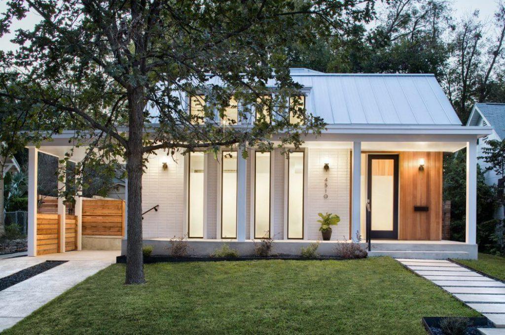Contemporary Farmhouse Designs - Modern Home Inspiration