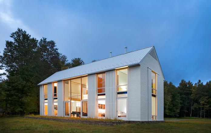Modern Farmhouses - Contemporary Home Inspiration