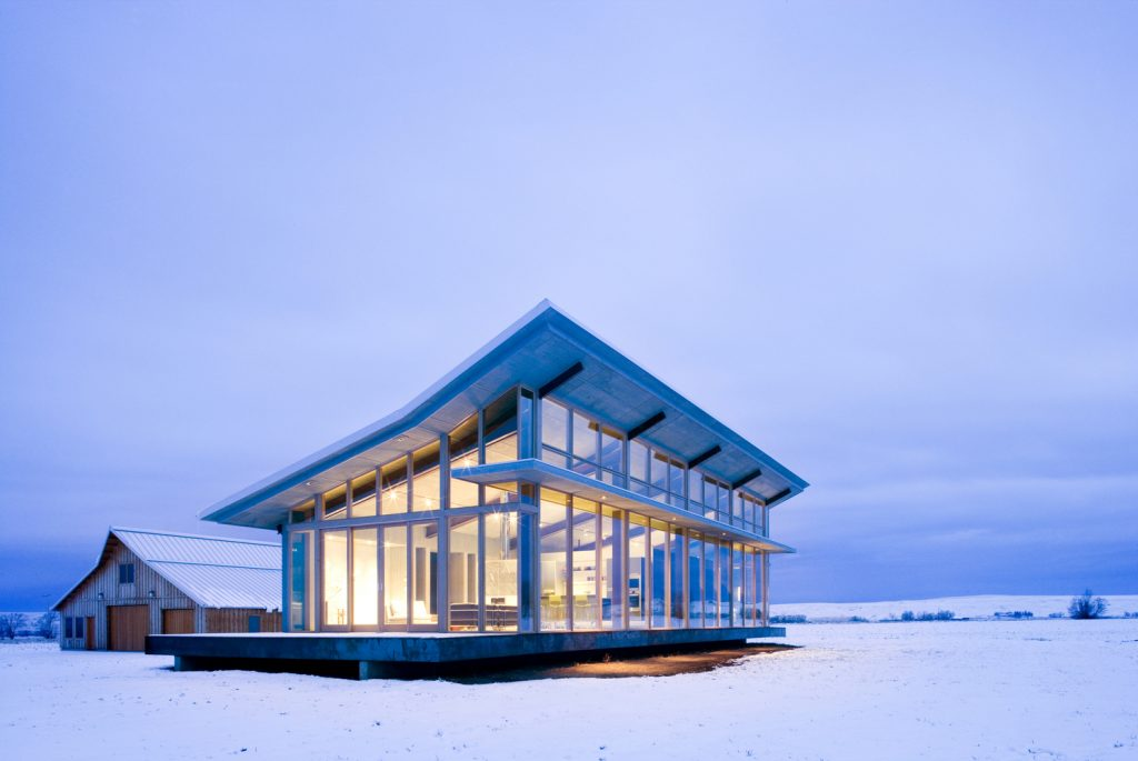 Contemporary Residential Design Ideas: Modern Farmhouses