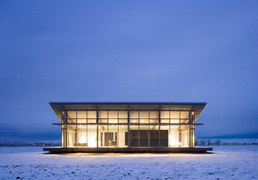 Modern Residential Design: Contemporary Farmhouses