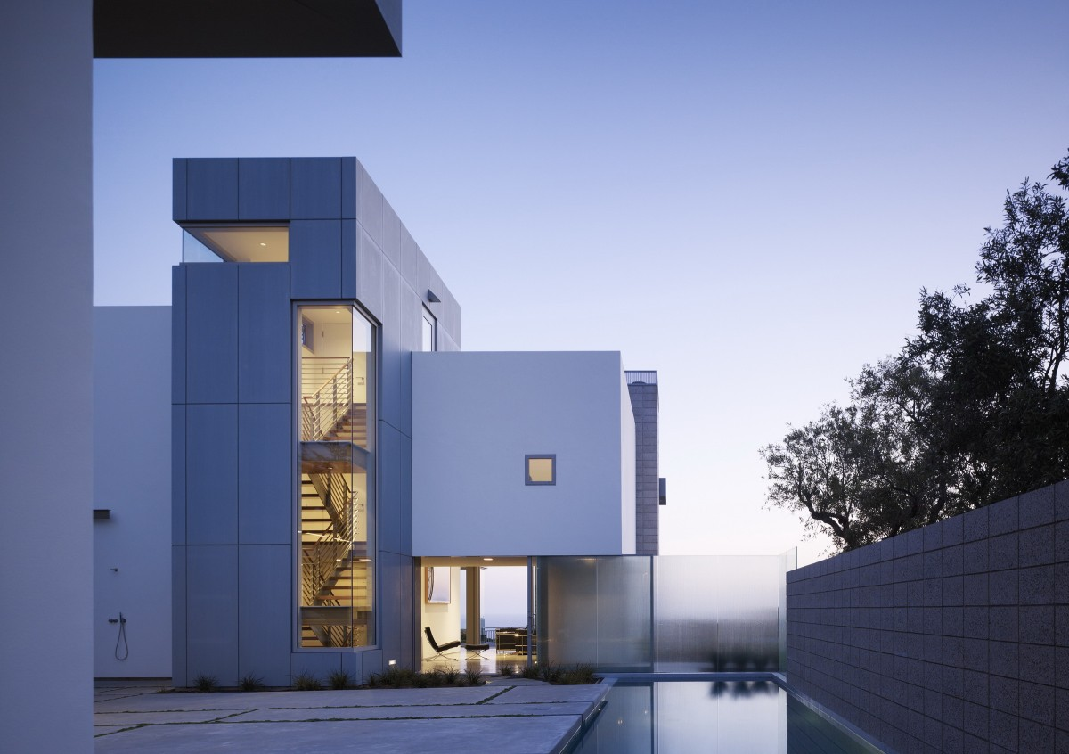 Residential Design Inspiration: Modern Homes in an Urban Setting ...
