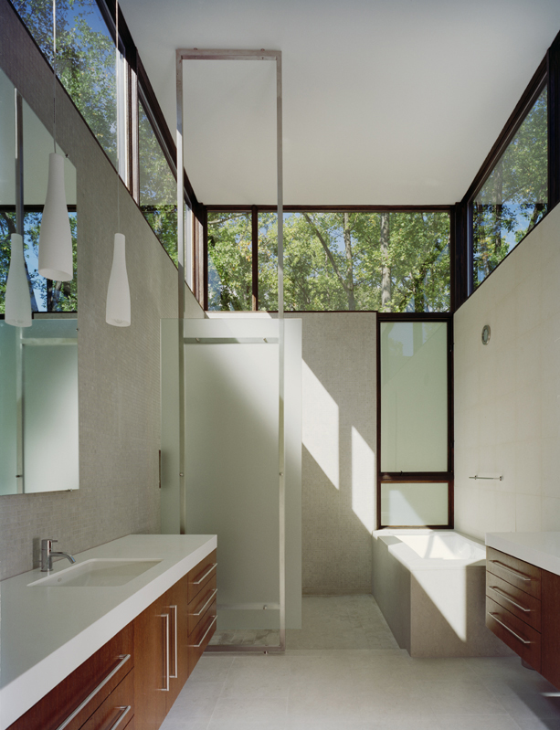 Modern Home Design Inspiration - Clerestory Windows
