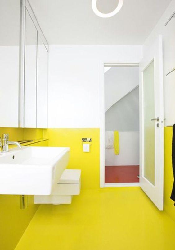 Pop of Color - Modern Design Inspiration