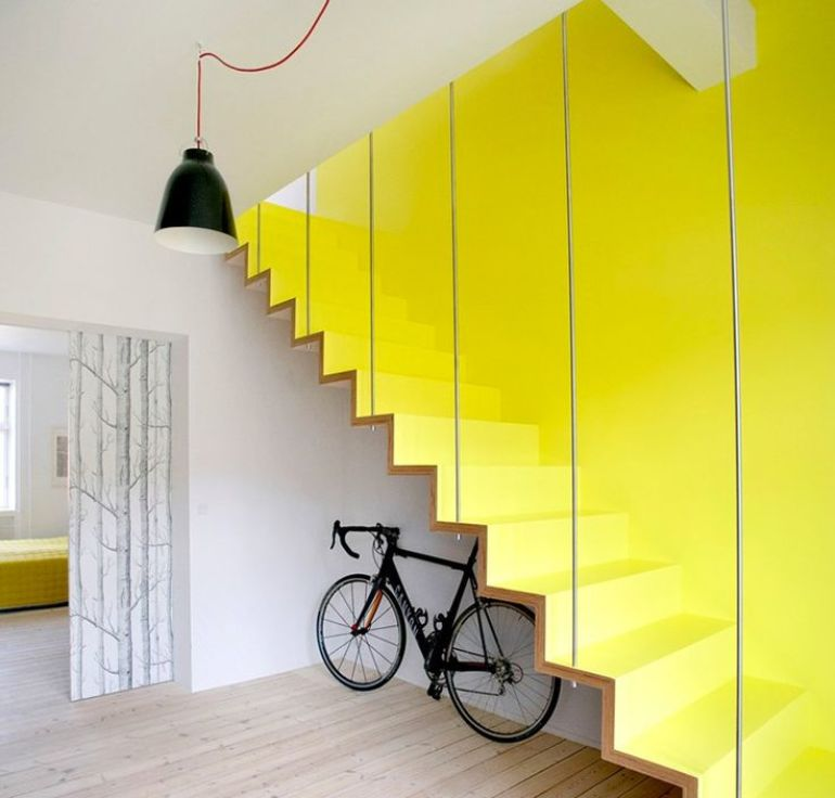 Lovely Modern Design Inspiration: Pop Of Color