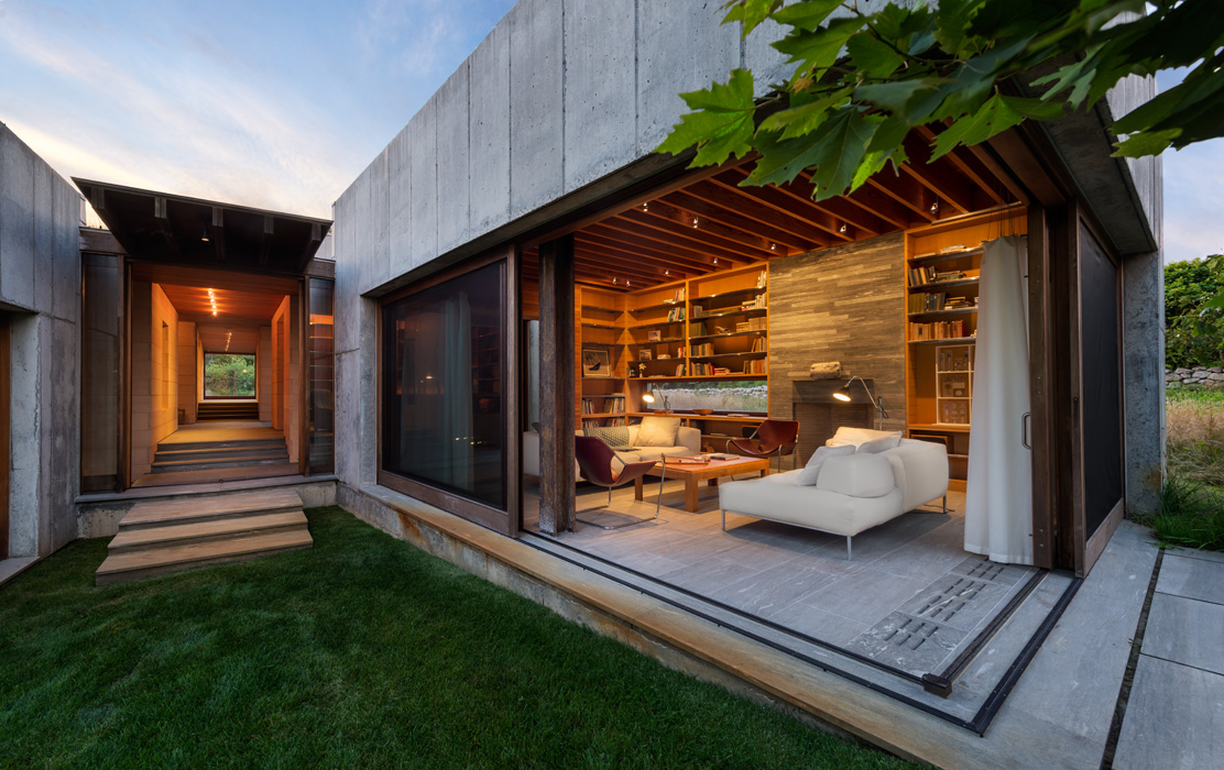 Residential Design Inspiration: Modern Concrete Homes ...