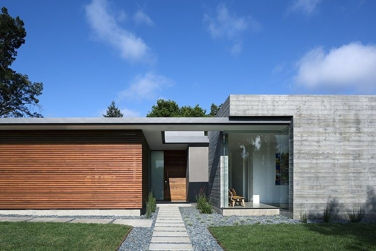 Contemporary Concrete Homes   Residential Architecture