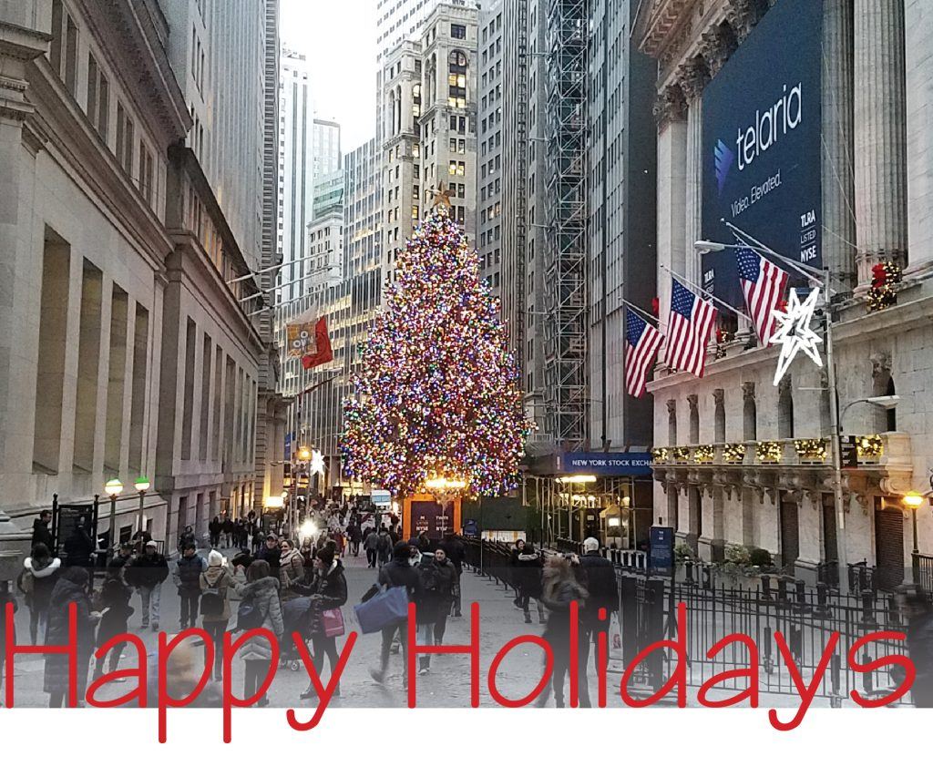 Happy Holidays from Studio MM