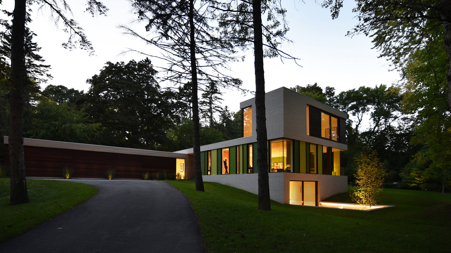 House of the Day - Modern Residential Design Inspiration