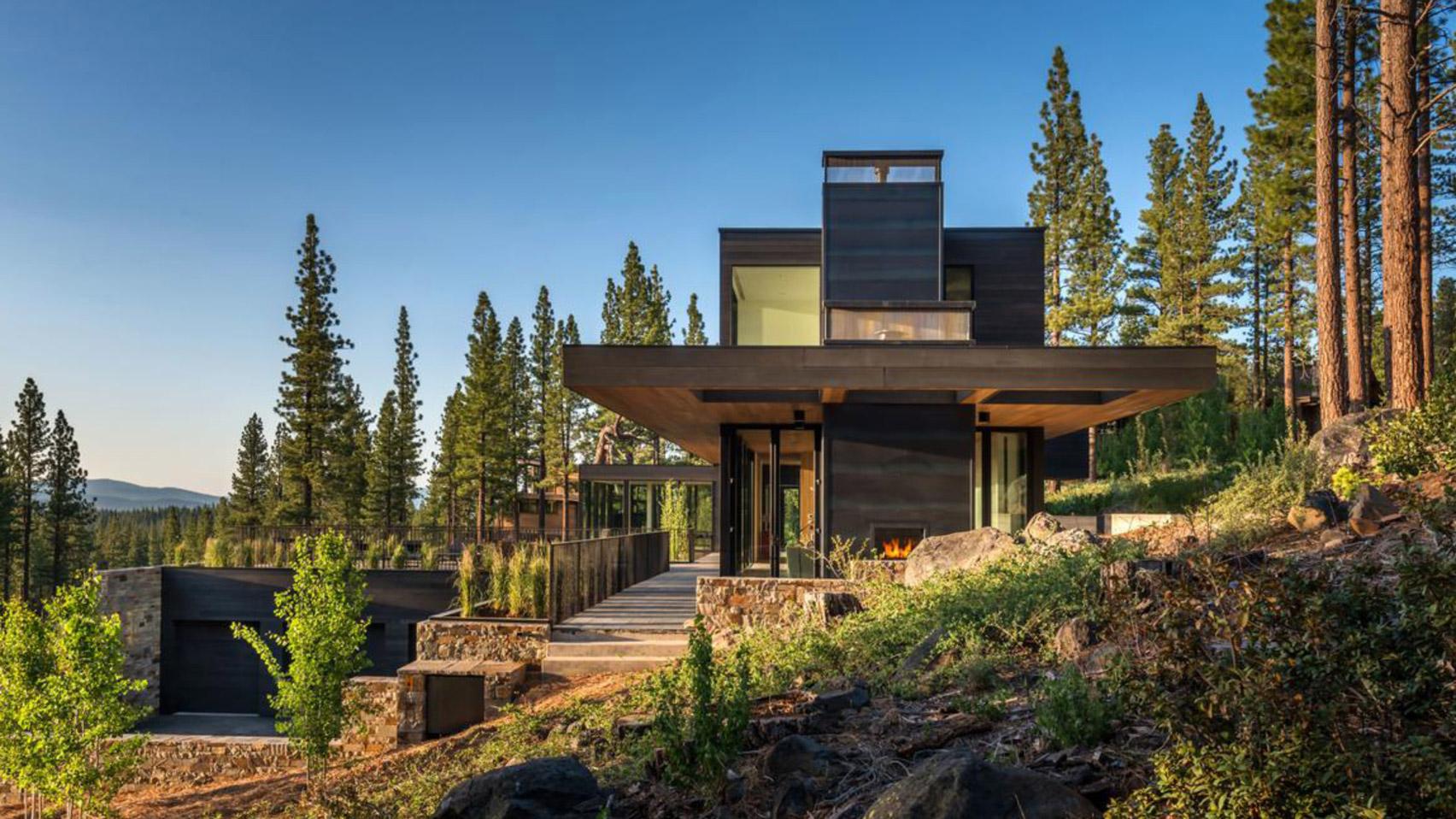 Residential Modern Design Ideas