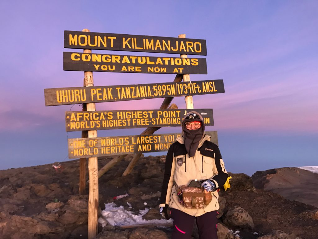 Climbing Kilimanjaro - Outlook for 2018: Absolutely Exciting...