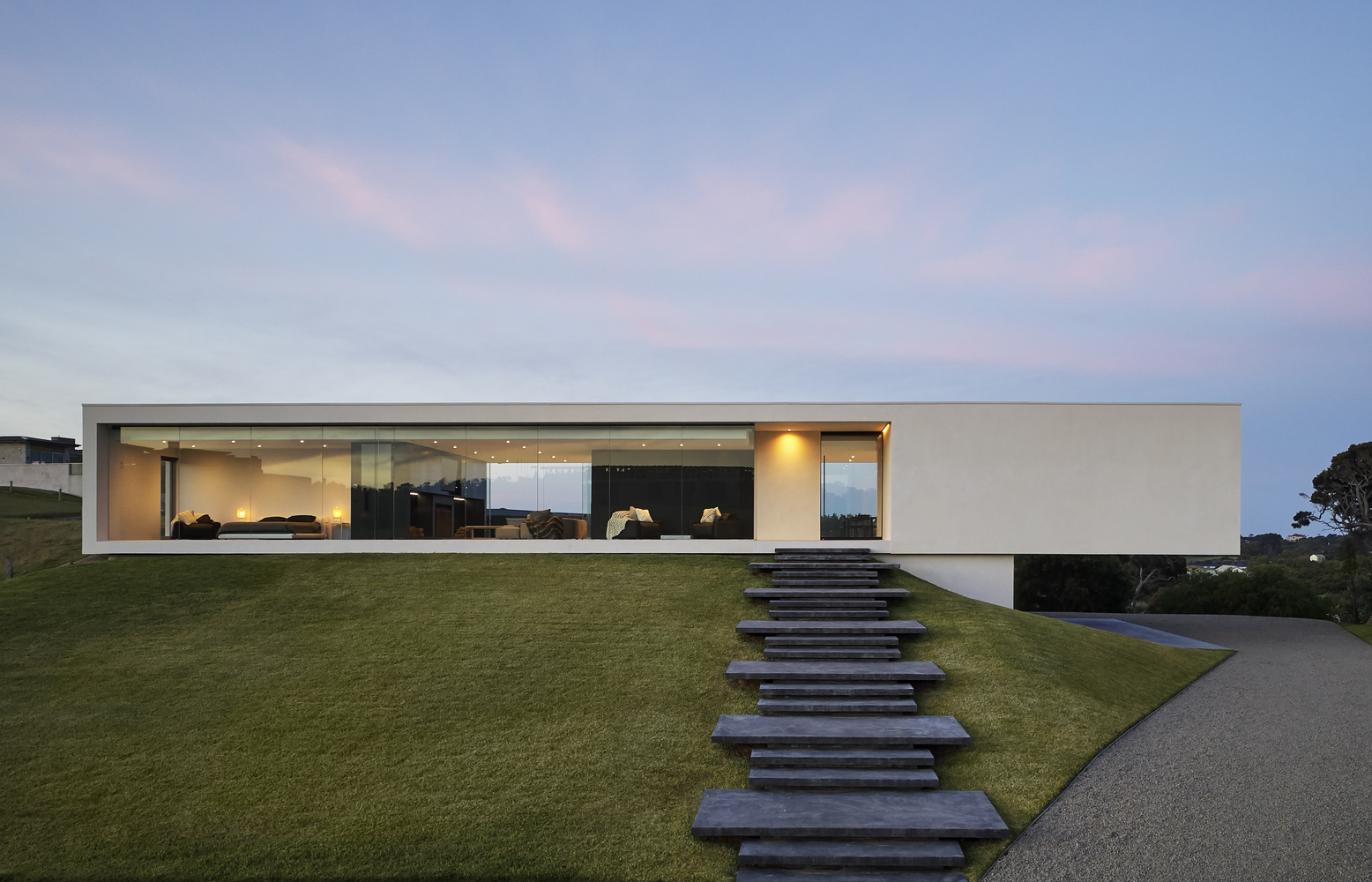 House Of The Day   Modern Residential Architecture Inspiration