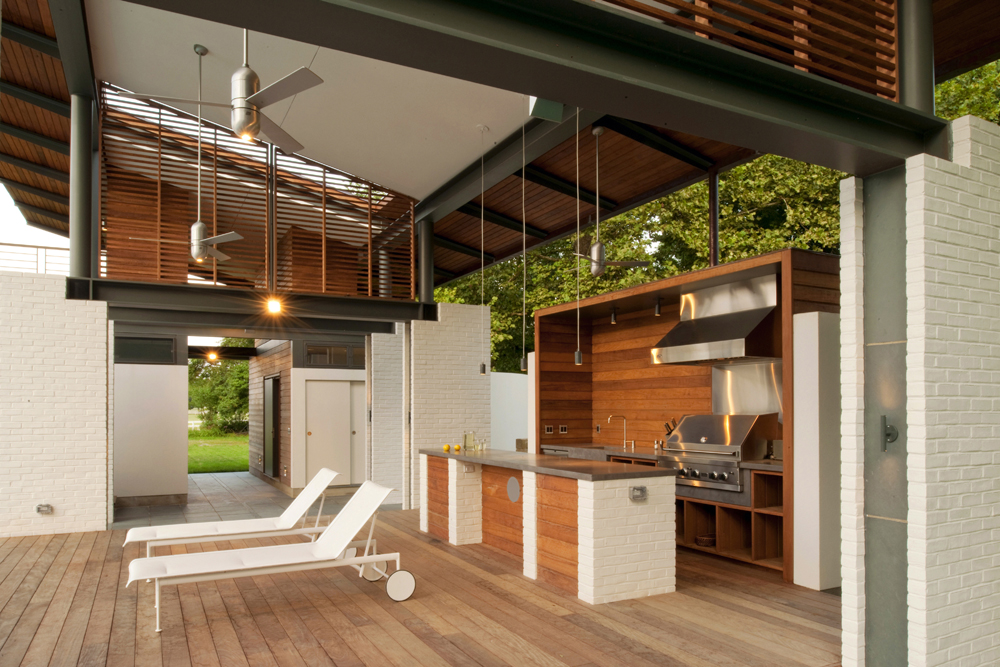 Residential Design Inspiration: Modern Outdoor Kitchens ...