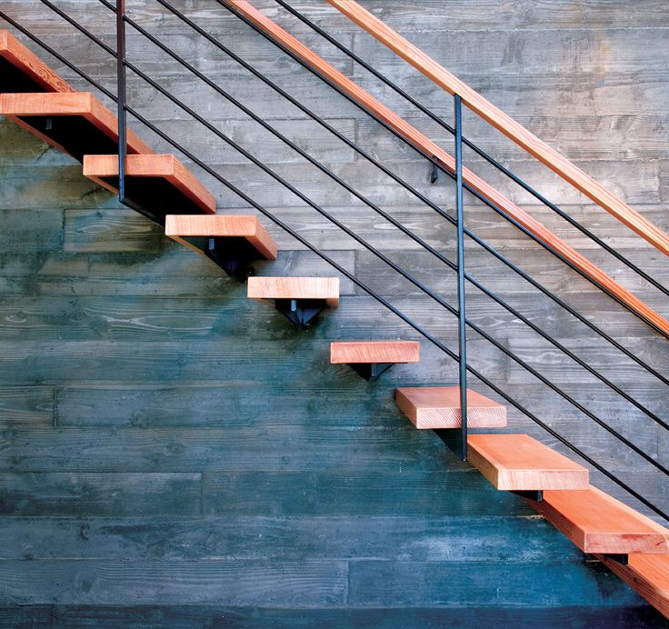 Cantilevered Stairs Design Is In The Details