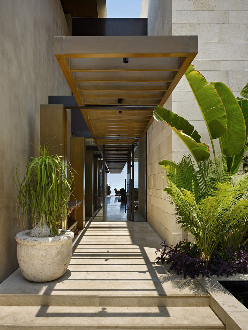 Modern Design Inspiration: 8 Exterior Entryways - Studio ... on Modern Entrance Design  id=32594