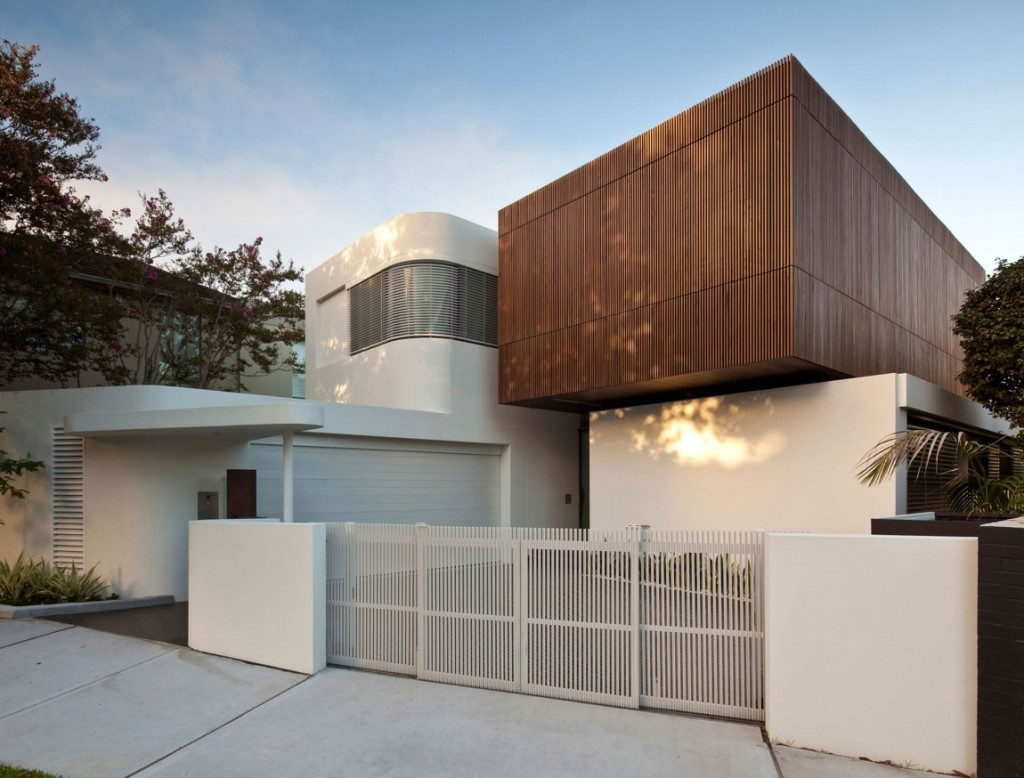 Residential Architecture Inspiration: Modern Materials ... Modern Architecture