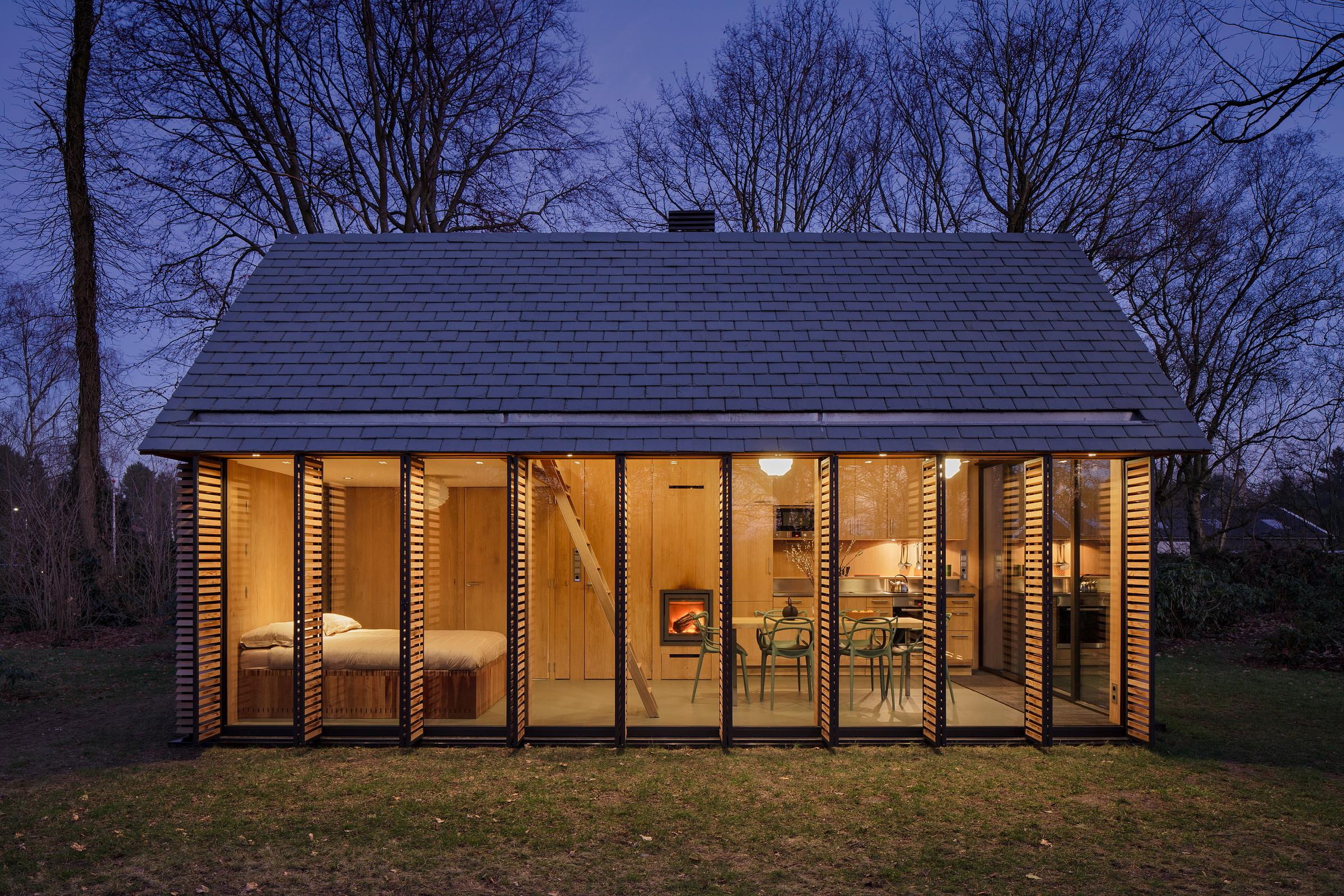 Hedendaags Modern Design Inspiration : Cozy Cabins - Studio MM Architect YN-95