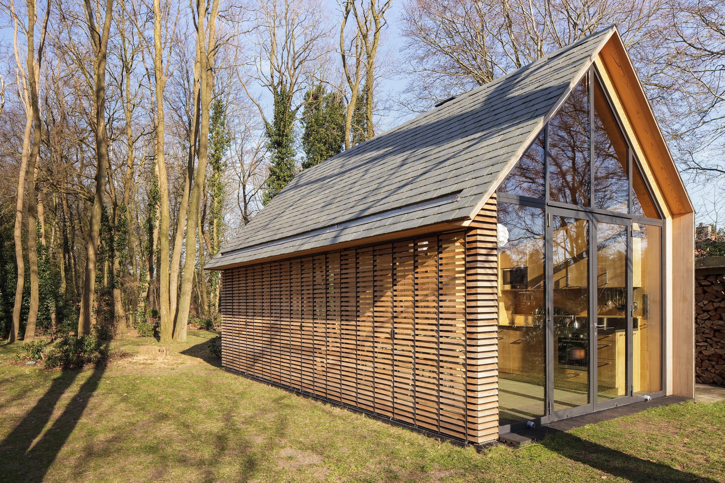 Beste Modern Design Inspiration : Cozy Cabins - Studio MM Architect FX-91
