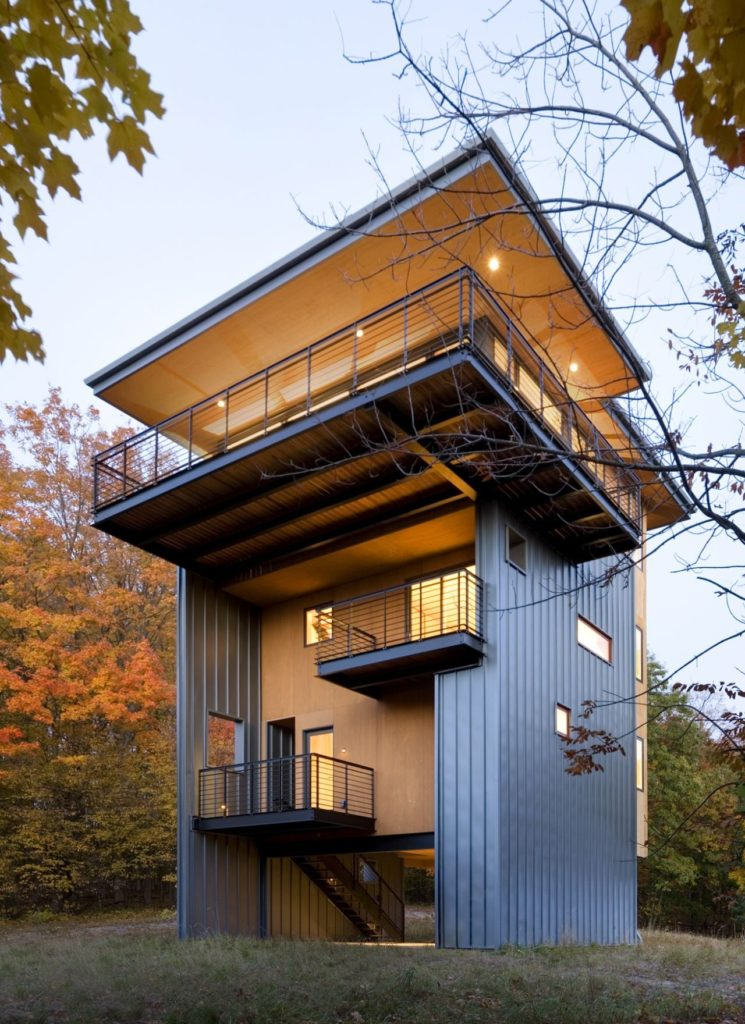home design modern design inspiration tower house studio mm architect 1187